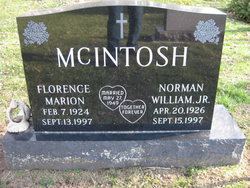 Norman William McIntosh
