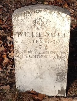 Willie Ruth