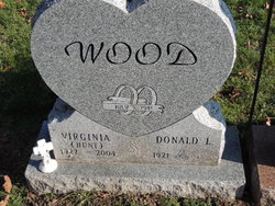 Virginia <I>Hunt</I> Wood