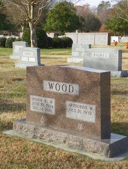 Arthurine W Wood