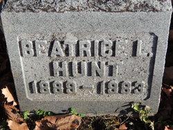 Beatrice L Hunt