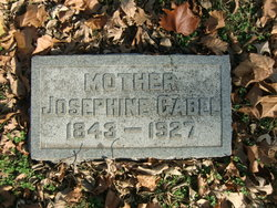 Josephine <I>Schmidt</I> Gabel