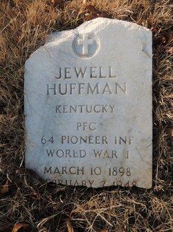 Jewell Huffman