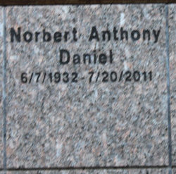 Norbert Anthony Daniel