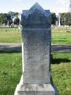 Hattie D Heath