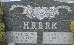 Charles W Hrbek