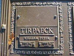 William Peter Tirpaeck