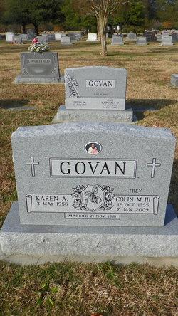 Karen A Govan