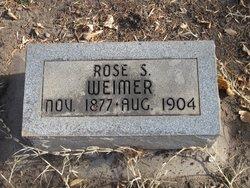 Rose S. Weimer