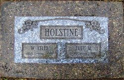 Lulu May <I>Seat</I> Holstine