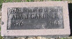Ada Jenette <I>Buck</I> Gardner