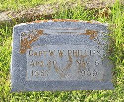 Capt W W Phillips