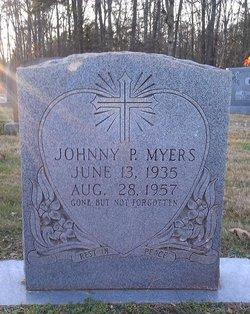Johnny Preston Myers