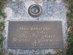 Paul Barefoot