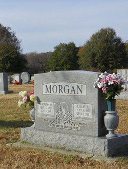 Sampson Webster Morgan
