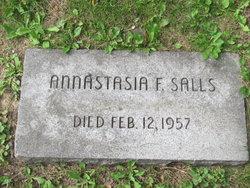 Annastasia F. Salls