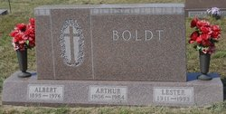 Albert Boldt