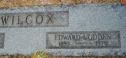Edward Vodden Wilcox