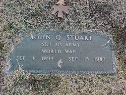 John Q. Stuart