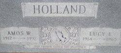 Amos W Holland