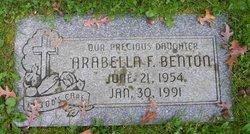 Arabella F Benton