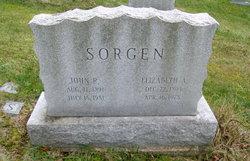 John Raymond Sorgen