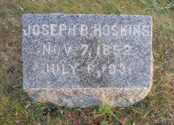 Joseph B Hoskins