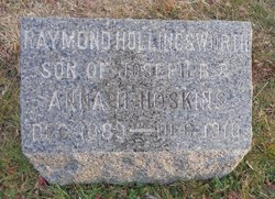 Raymond Hollingsworth Hoskins