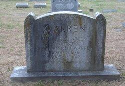 Lottie <I>Charles</I> Warren