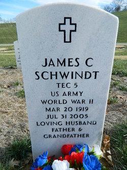 James C Schwindt