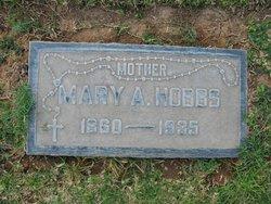 Mary A Hobbs