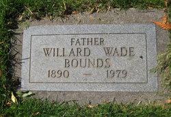 Willard Wade Bounds, Sr