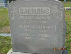 George David Salmons