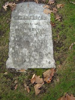 """Mary """"Polly"""" <I>Bradford</I> Butts"""