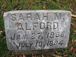 Sarah M Alford