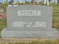 John H Wehrly