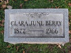 Clara J <I>Bussard</I> Berry