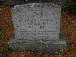 Elizabeth Wittgenstein