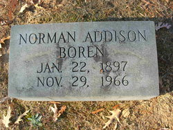 Norman Addison Boren