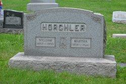 Martha <I>Offman</I> Horchler