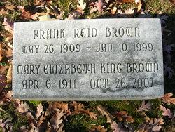Frank Reid Brown