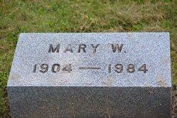 Mary W Lamoree