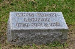Minnie <I>McCabe</I> Lamoree