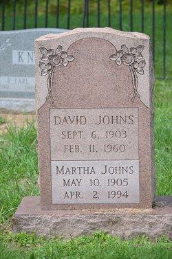 Martha Johns