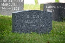 Lillian G Marquis