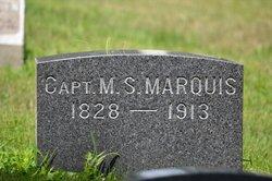 Capt Milton Scott Marquis
