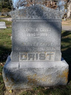 Louisa <I>Adams</I> Crist