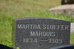 Martha <I>Stoffer</I> Marquis