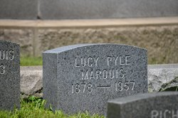 Lucy <I>Pyle</I> Marquis