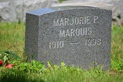 Marjorie <I>Paden</I> Marquis